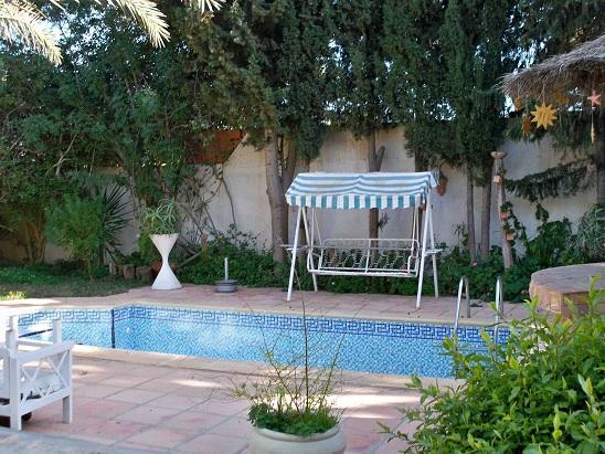 Logement tunisie les annonces immobilier en tunisie - Location villa hammamet avec piscine ...