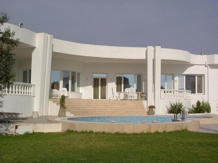 Logement tunisie les annonces immobilier en tunisie for Architecture maison tunisie